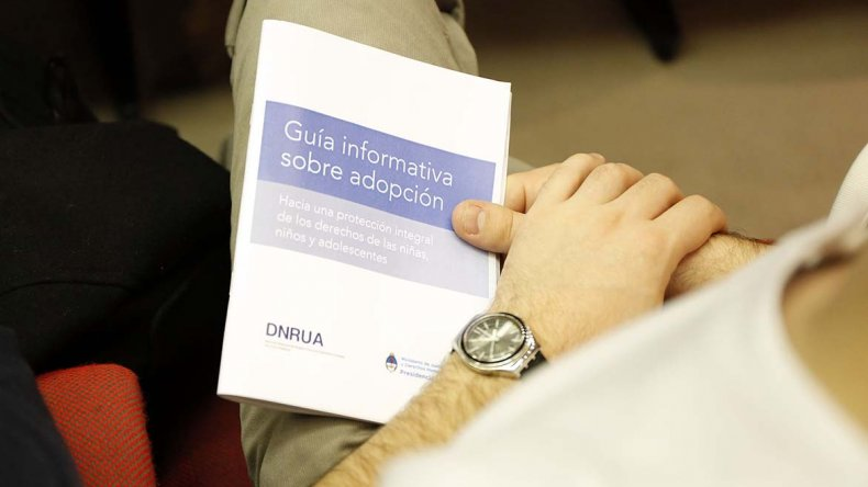 Preocupan los datos sobre adopción en Argentina.