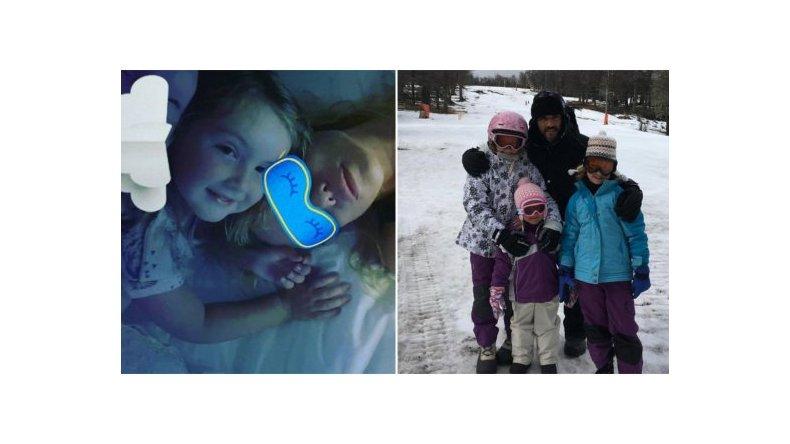 El viaje de Poroto Cubero con sus hijas y la melancolía de Nicole