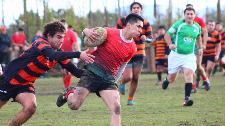 Bigornia de Rawson viene de vencer como visitante a Deportivo Portugués