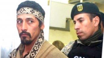 Facundo Jones Huala permanece detenido en Esquel luego de su traslado desde Río Negro.