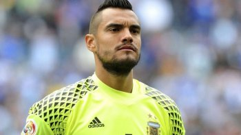 Romero habló con Sampaoli sobre los próximos compromisos