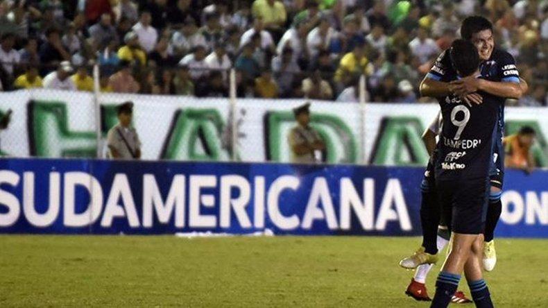 Atlético Tucumán logró una gran victoria en Bolivia