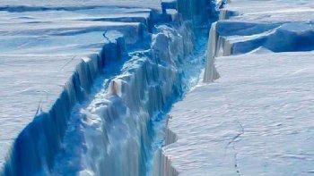 se desprendio de la antartida el iceberg mas grande de la historia
