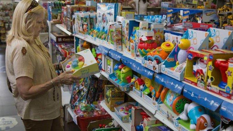 Hasta el Día del Niño se podrán comprar juguetes nacionales en tres cuotas