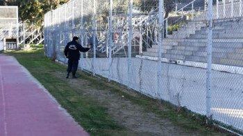 se realizo una primera inspeccion en el estadio municipal comodoro