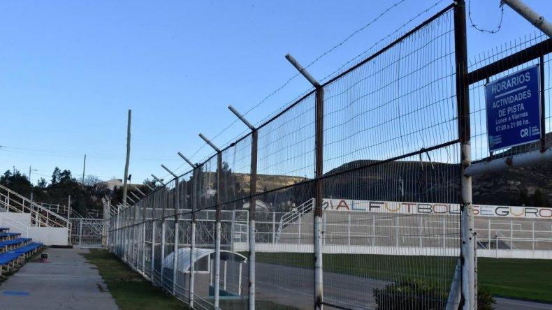 Se realizó una primera inspección en el Estadio Municipal Comodoro