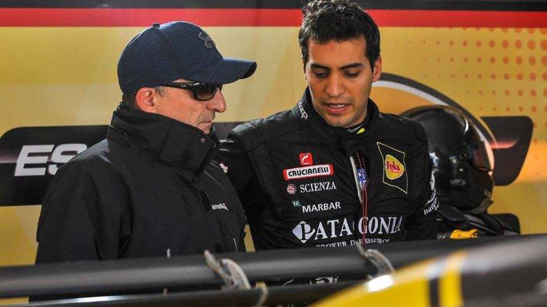 Luciano Farroni ya se prepara para un nuevo desafío.