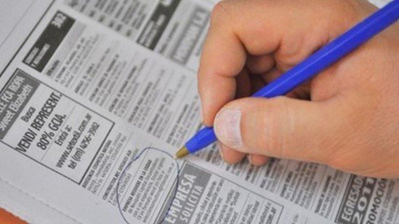 En Madryn se realizan dos consultas diarias por despidos