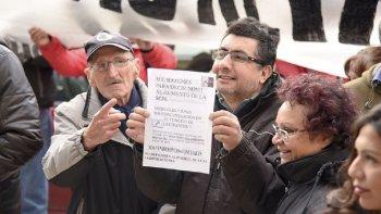 vecinos autoconvocados reclamaran por los servicios en la scpl