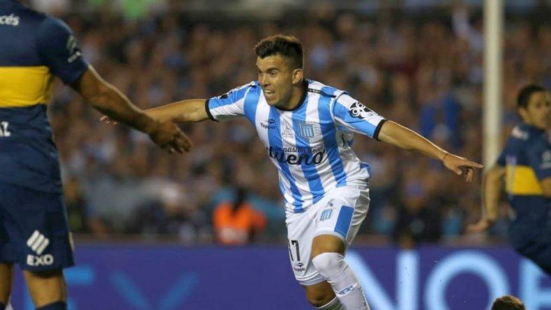 Marcos Acuña se va a jugar al Sporting Lisboa