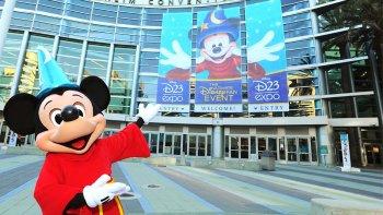 La D23 Expo es la feria donde el gigante audiovisual adelanta sus proyectos principales.