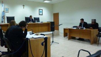 Aldo Camarda y Maximiliano Brizuela fueron acusados por el homicidio de Walter Leiva.
