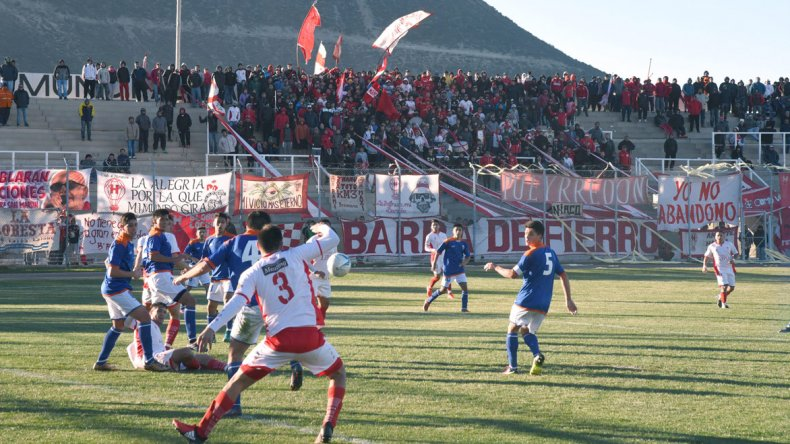 La CAI y Huracán no pudieron vencerse ayer en el estadio municipal.