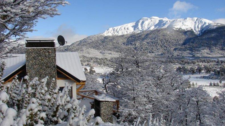 Los inviernos en Villa Pehuenia-Moquehue