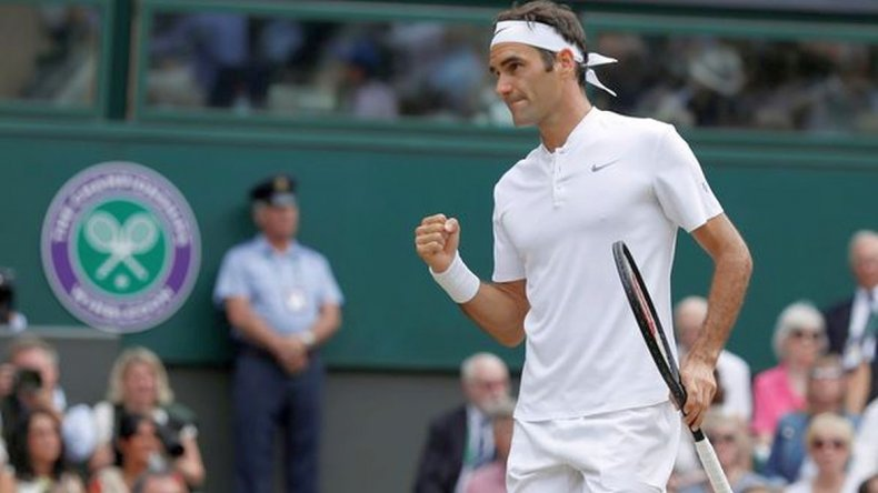 Leyenda: Federer conquistó su octavo título en Wimbledon