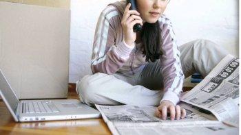 Crece la búsqueda de trabajo a través de avisos clasificados