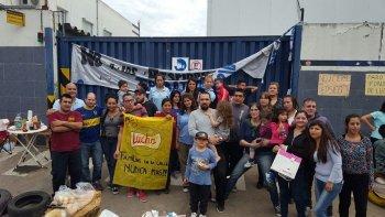 comodoro se moviliza manana en solidaridad con los trabajadores de pepsico