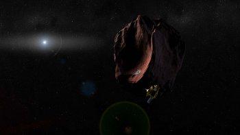 Los investigadores de la NASA y la CONEA realizaron con éxito la observación del MU69, asteroide que se encuentra en el Cinturón de Kuiper, lo que permitirá saber más sobre el origen del sistema solar.