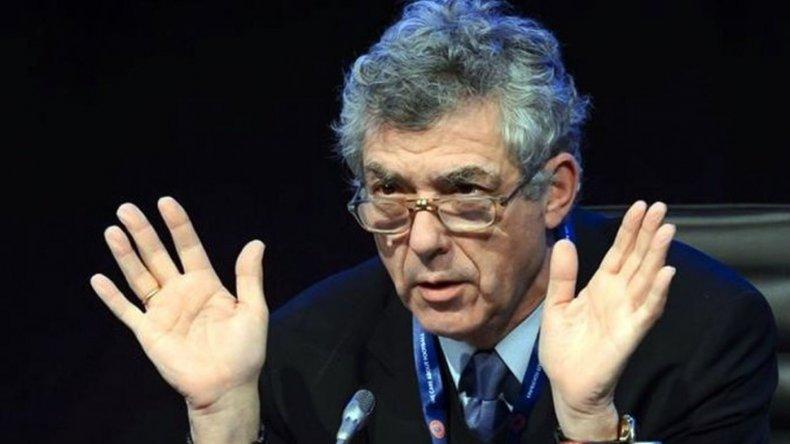Detuvieron al presidente de la Federación Española de Fútbol