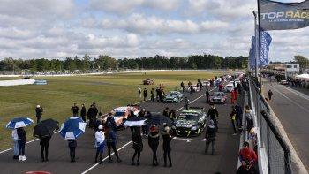 La Top Race tiene todo listo para hacer su desembarco en el autódromo de Concordia, provincia de Entre Ríos.
