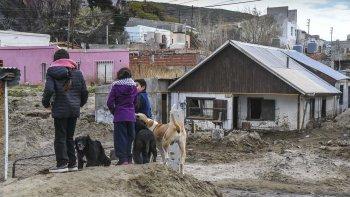 Los damnificados por el temporal del barrio Laprida continuarán recibiendo la ayuda económica que les permitirá afrontar los gastos de un alquiler.