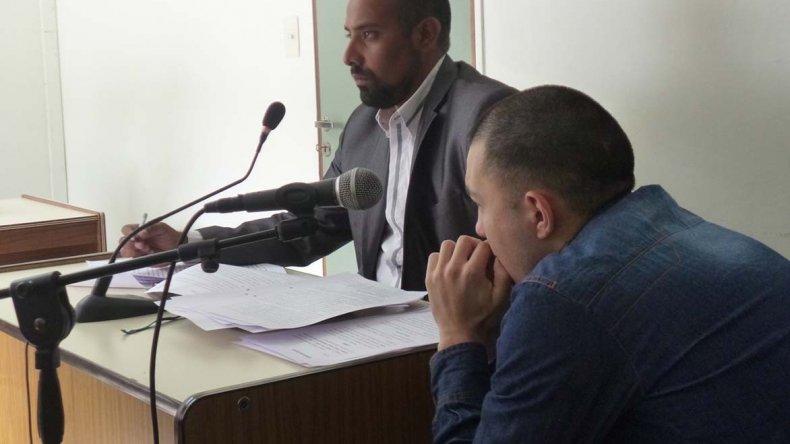 Joaquín Suárez será juzgado desde el lunes por el homicidio de su primo Matías