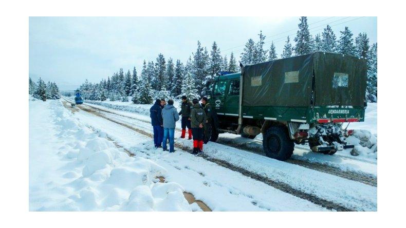 Ola de frío: dos personas murieron en Neuquén