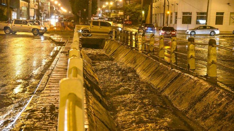 Equipos técnicos municipales y provinciales avanzaron en las obras que formarán parte de la reconstrucción de la ciudad.