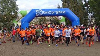 La carrera se largará a las 14:30 de este sábado, en Rada Tilly.