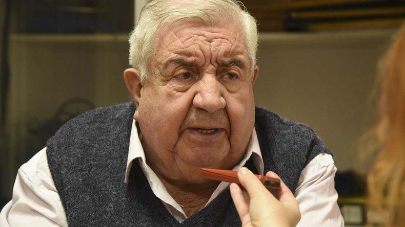 Víctor Lalo Gamboa afirmó ayer que el PJ tendrá 1.400 fiscales de mesa en las PASO de agosto.