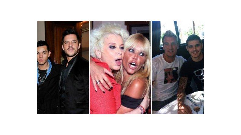 La lista de los famosos ex amigos y los escandalosos motivos de pelea