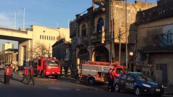 un incendio en un conventillo de la boca deja cuatro muertos