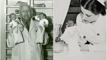 martin couney, el hombre que  salvo miles de bebes prematuros