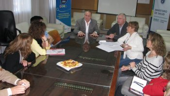 Bioquímicos de Chubut buscan ejercer influencia en las políticas sanitarias.