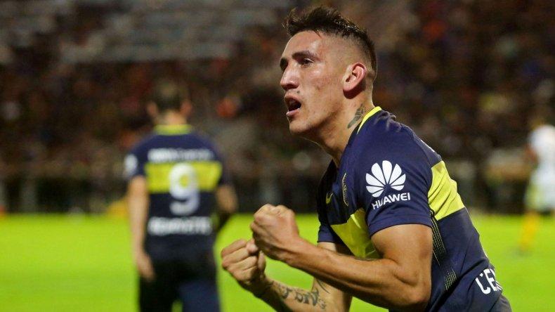 Centurión vuelve de Italia para jugar en Boca
