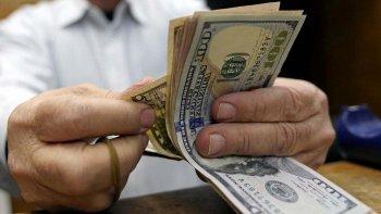 el dolar alcanza un nuevo record