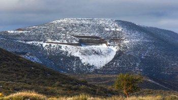 santa cruz en alerta por nuevo pronostico de intensas nevadas