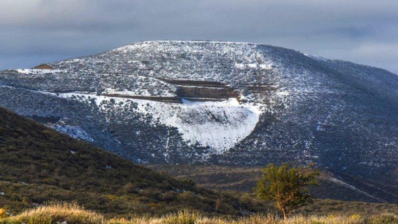 Santa Cruz en alerta por nuevo pronóstico de intensas nevadas