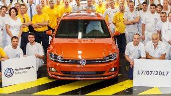 el nuevo volkswagen polo inicio su produccion en espana