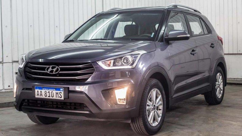 Hyundai Creta: la nueva versión Connect ya está en la Argentina