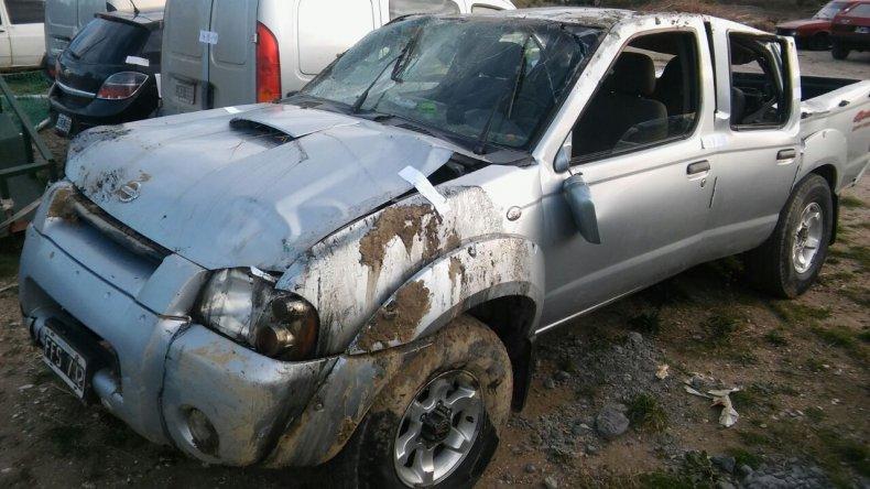Vuelco en el Roque González dejó tres heridos