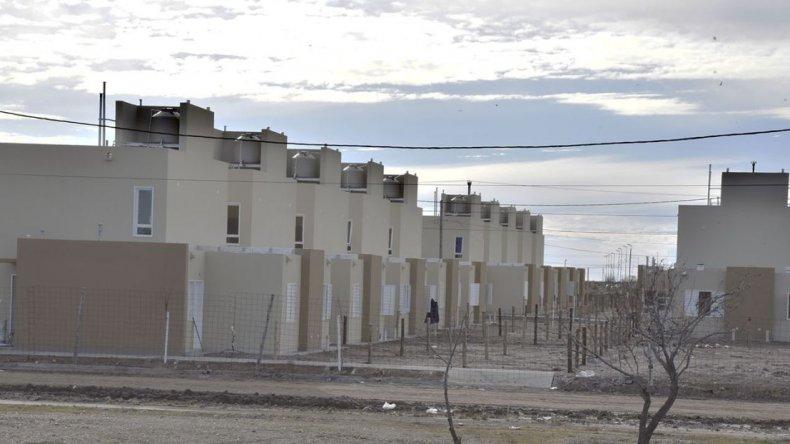 Das Neves entregará mañana 26 viviendas en Rawson