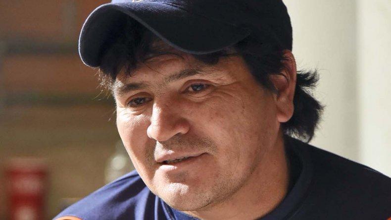 Mancilla recuerda con mucha tristeza el descenso desde la B Nacional al Argentino A.