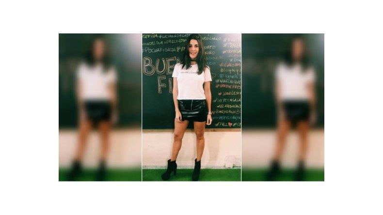 Ivana Nadal: tengo que terminar el secundario