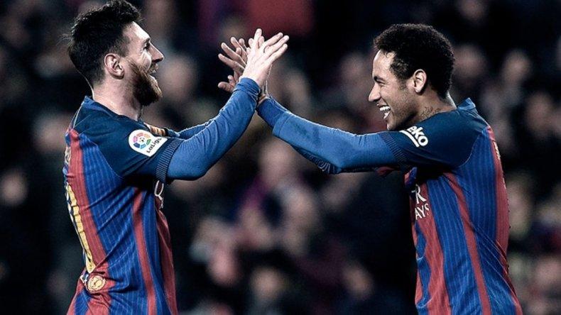 Messi y Suárez le pidieron a Neymar que se quede en Barcelona