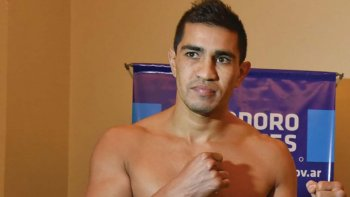 Héctor Saldivia volverá a pelear el 19 de agosto en la provincia de Buenos Aires y será por un título.