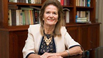 Elena Highton, vicepresidenta de la Corte Suprema de Justicia y titular de la Oficina de la Mujer de ese tribunal, aseguró que el machismo está presente en el Poder Judicial.