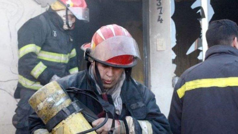 Conmoción por la muerte de tres niños en un incendio
