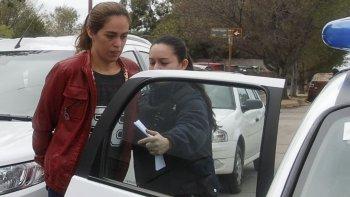 La mujer del trío. La Pato Rodríguez es archiconocida en el mundo delictivo desde hace al menos una década.