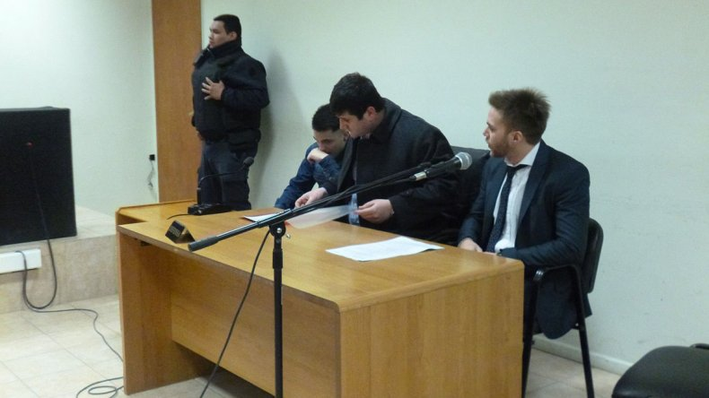 Joaquín Suárez cambió otra vez de defensor y se postergó para hoy el inicio del juicio en su contra